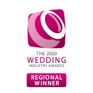 Wedding awards badge winner
